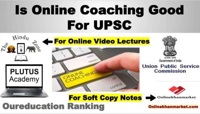 Top Is Online Coaching Good For IAS