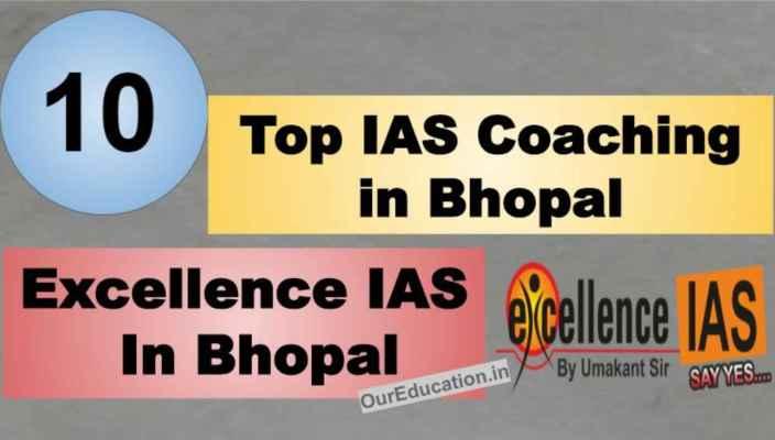 Rank 10 Top IAS Coaching in Bhopal