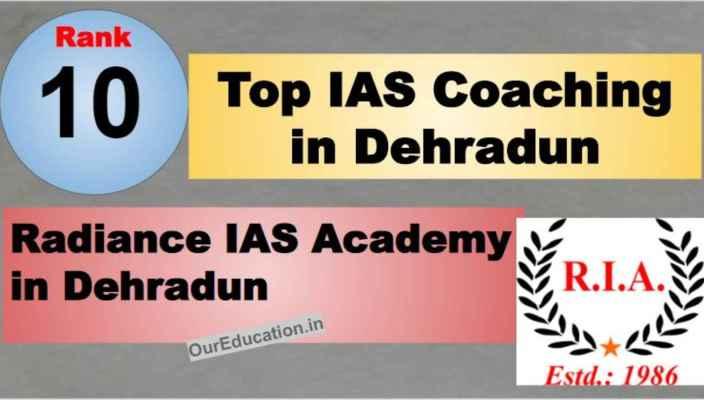 Rank 10 Best IAS Coaching in Dehradun