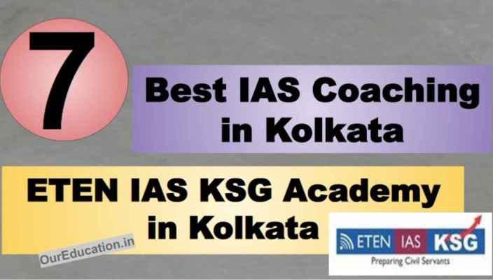 Rank 7 Top IAS Coaching in Kolkata