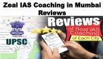 Zeal IAS Mumbai Reviews