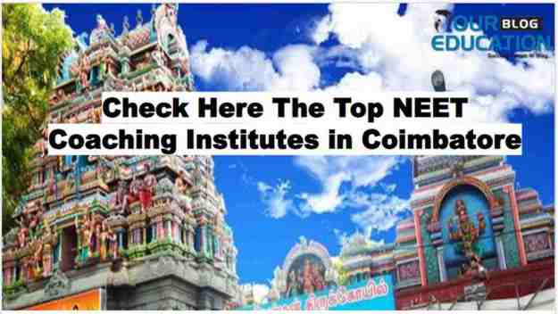 Best NEET Coaching Institutes in Coimbatore
