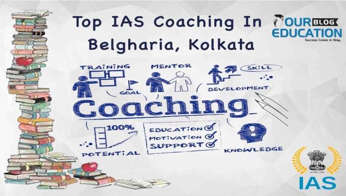 Top IAS Coaching In Belgharia, Kolkata