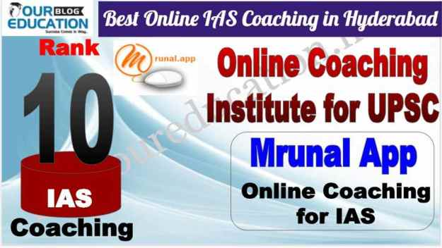 Best Online Civil Services Coaching in Hyderabad