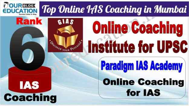 Top Online UPSC Coaching in Mumbai