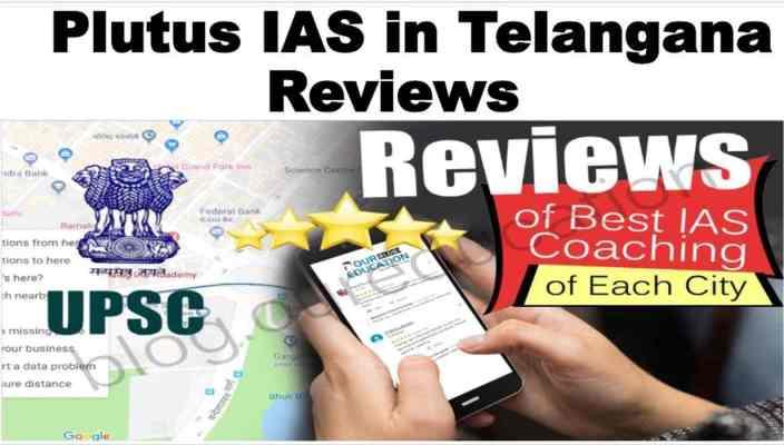 Plutus IAS in Telangana Review