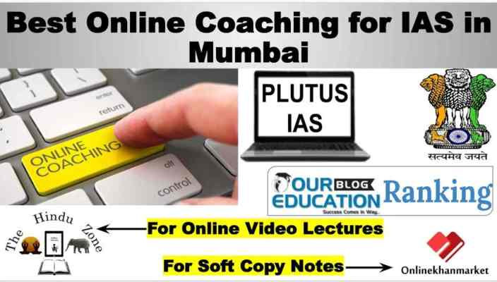 Online IAS Coaching in Mumbai