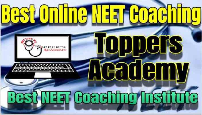 Best Online NEET Coaching