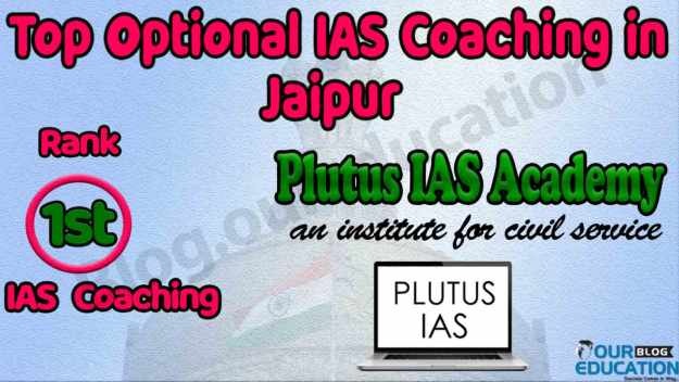 Best Optional IAS Coaching in Jaipur