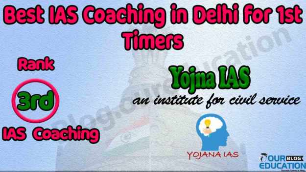 Best Civil Services Coaching in Delhi for 1st Timers