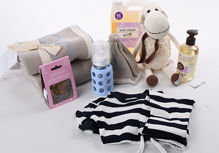newborn supplies