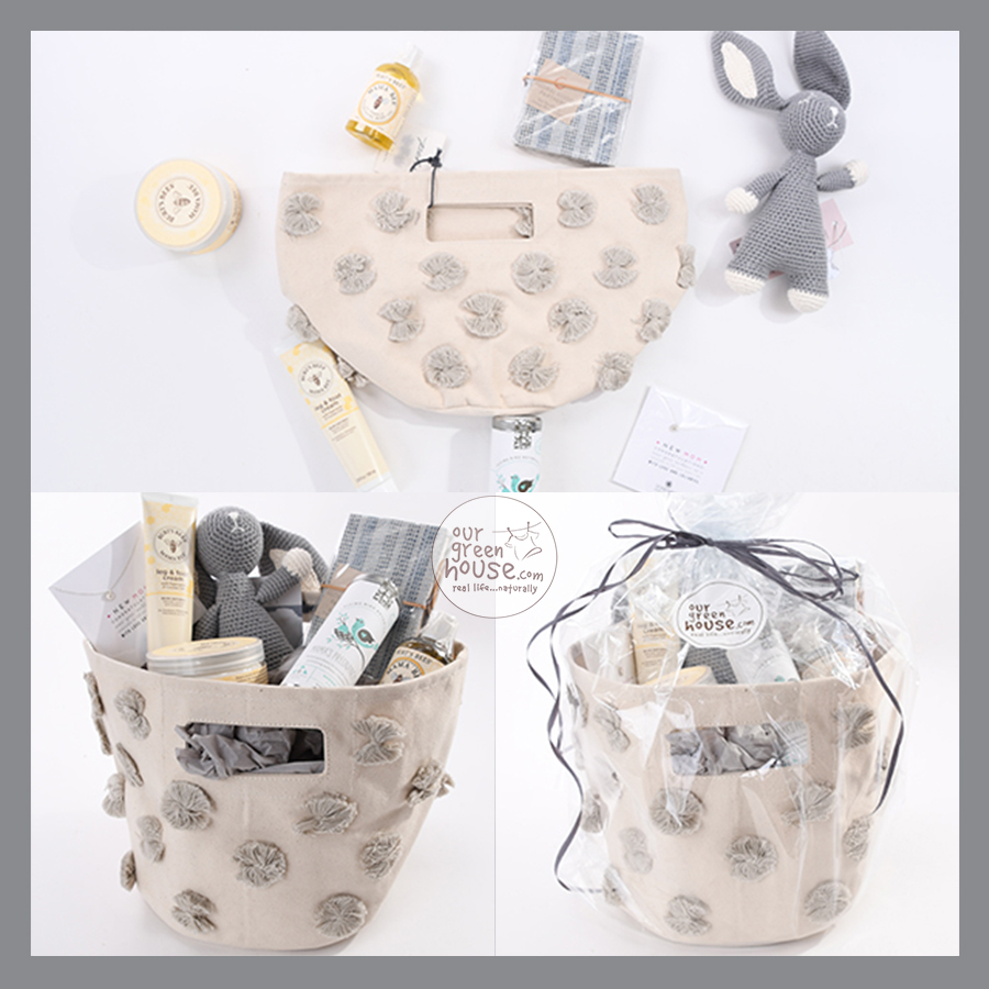 Mom to Be Gift Basket