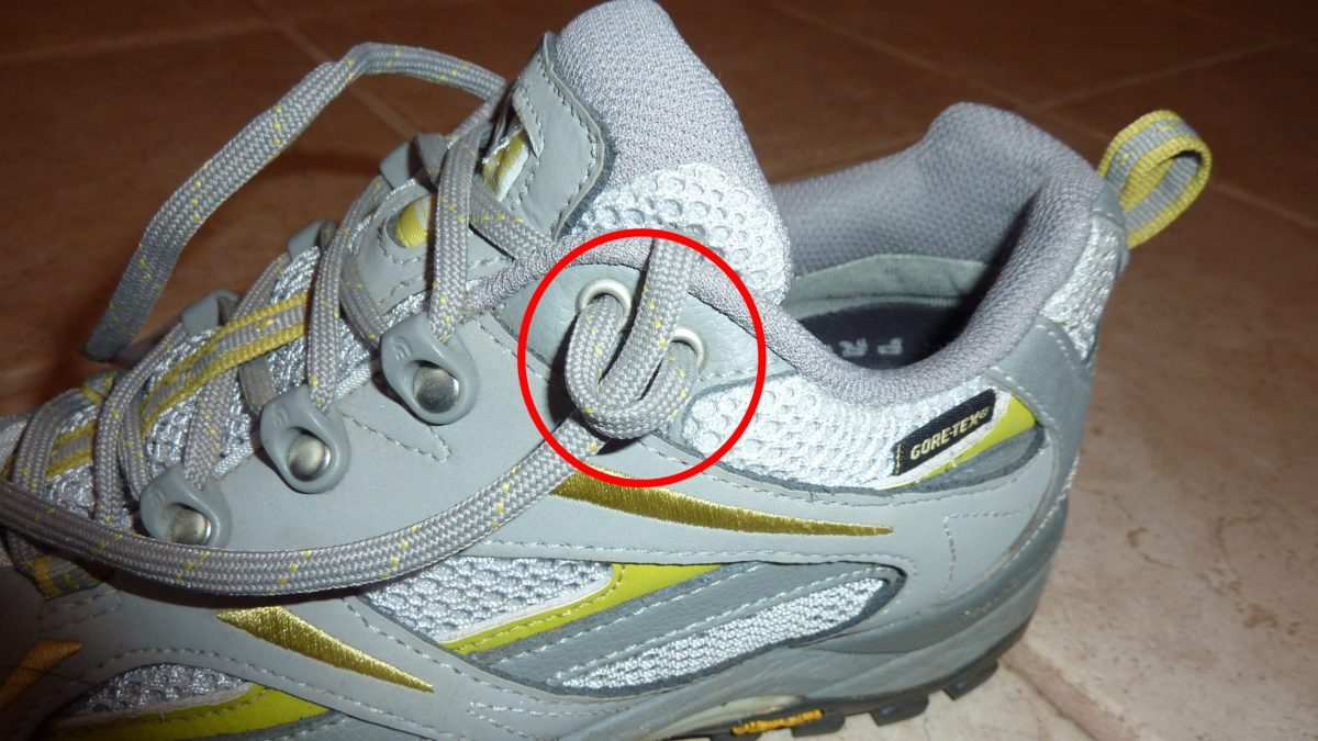 Lacing Shoes For Toe Pain
