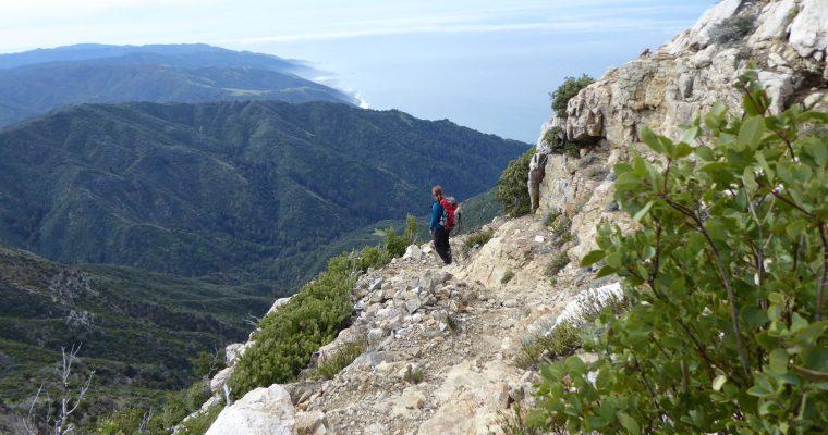 Trekking in the U.S. (for International Hikers)