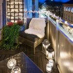 terraza invierno