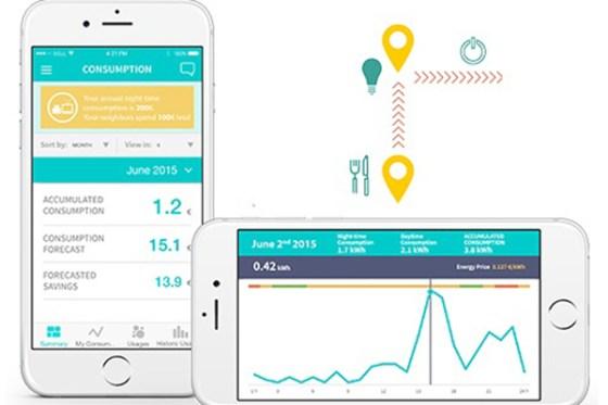 Conoce esta app para medir el consumo