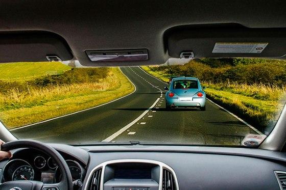 Vacaciones seguras en coche