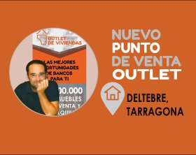 Deltebre forma parte de la Red Outlet