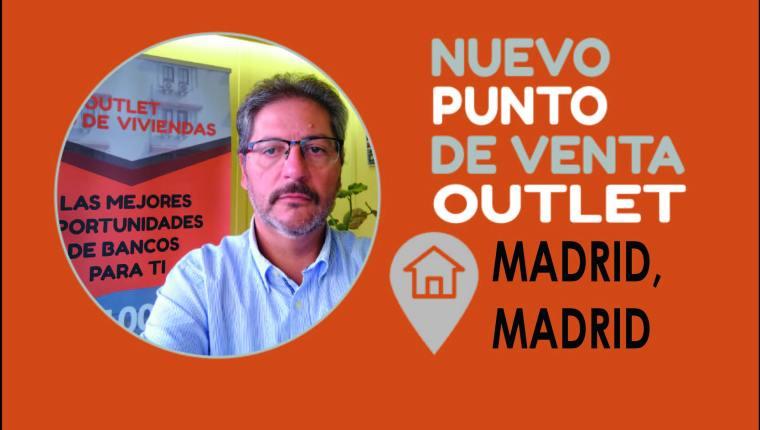 Madrid suma un nuevo punto de venta Outlet