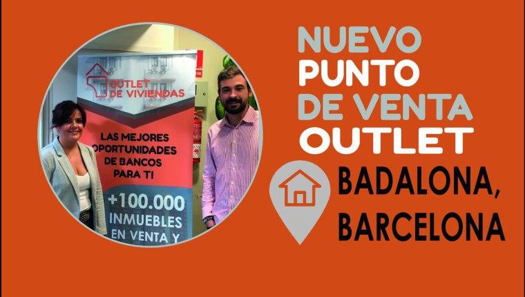 Barcelona incorpora nueva oficina Outlet de Viviendas