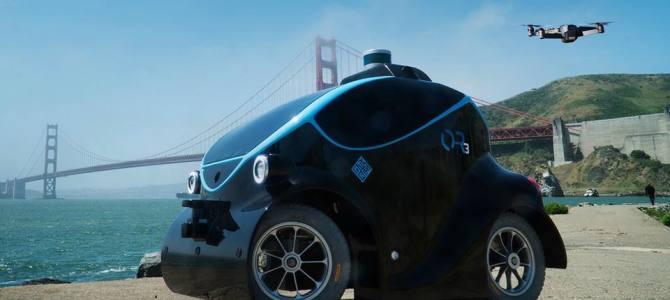 Macchina Robot a Dubai: la corsa per migliorare la sicurezza.