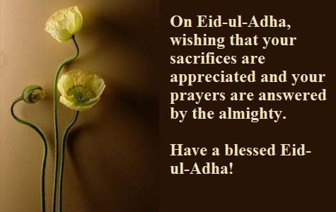 Eid Al Adha: il 1 settembre inizia la festa delle famiglie