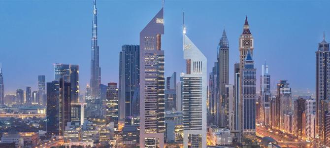 Terrazze di Dubai: ecco i 5 migliori locali.