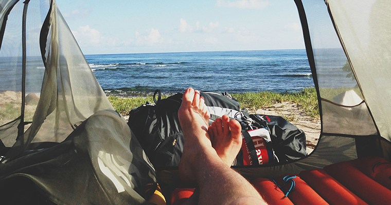 【戶外咖】大推!讓您露營更有感觸的十大自然系好書!(上)