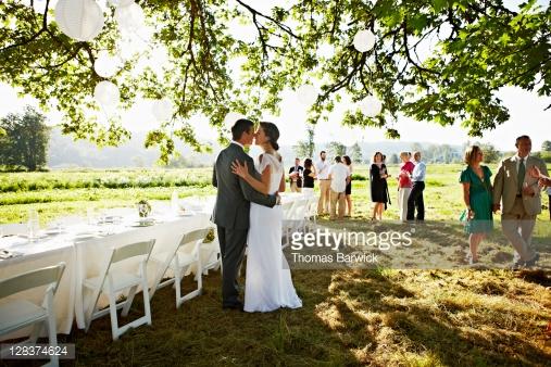 【戶外咖】婚禮想要陽光、草地和新鮮空氣