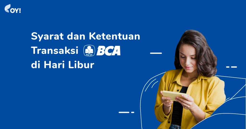 Syarat & Ketentuan Transaksi BCA