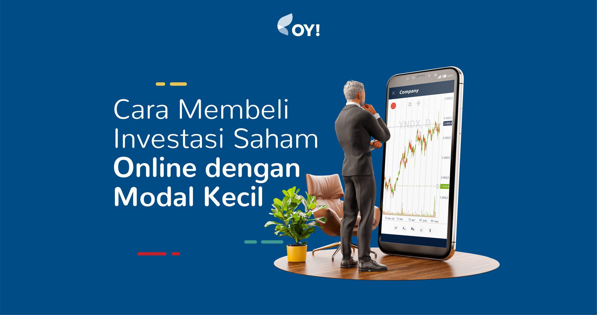 Cara membeli investasi saham online