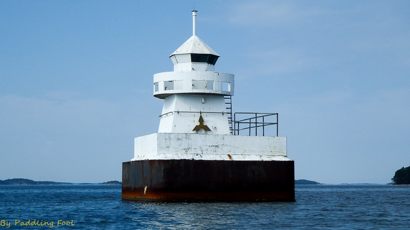 "A navigational aid known as ""Insinööri Pettersson"""