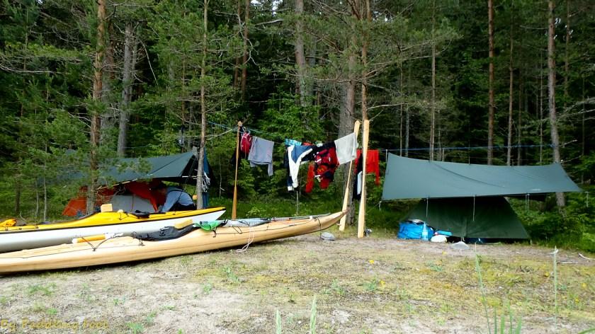 Högsåra camp