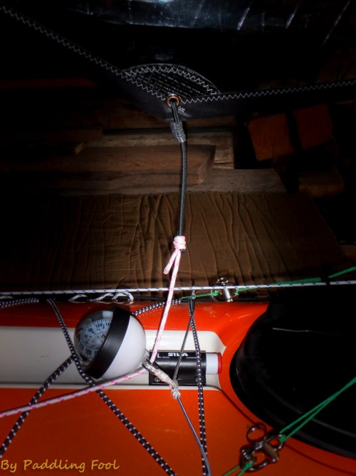 Sheet pulley point seems to be inline, right below the sheet attachment point on the sail.. Maybe thats a good thing?