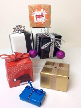 Einfache Verpackungsideen für Weihnachtsgeschenke