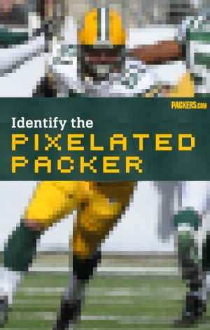 Identify the Pixelated Packer