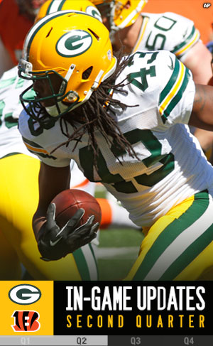 Packers Safety M.D. Jennings