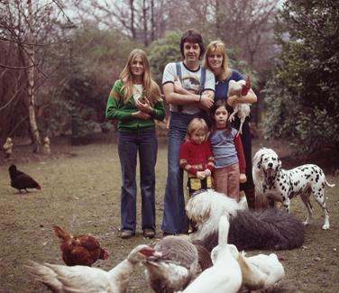 Familia Mccartney