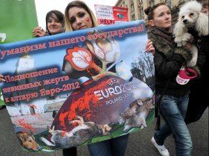 activistas ucranianas
