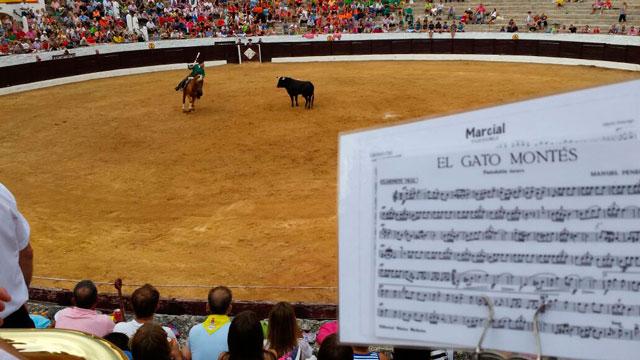 musica y toros