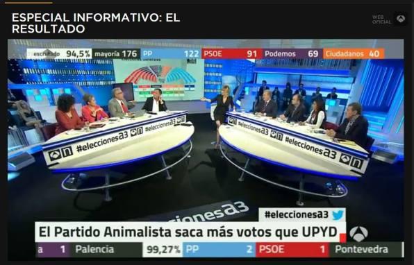 Captura de pantalla Antena3