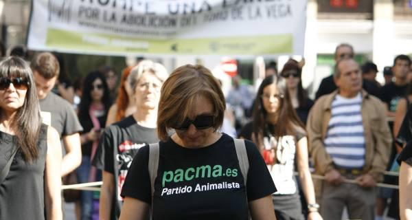 partido animalista activista