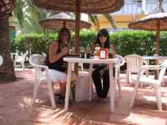 Lekker samen Paella eten