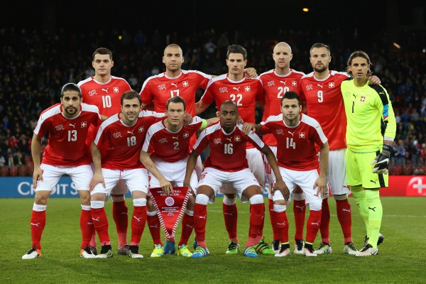 Switzerland Team Info, Stats & Facts from Paddy Power