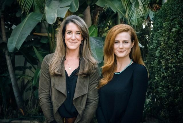 Emily Callahan and Amber Jackson
