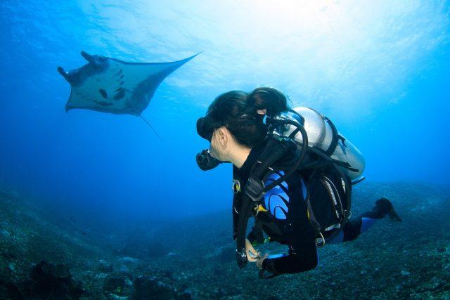 best scuba diving destinations for july