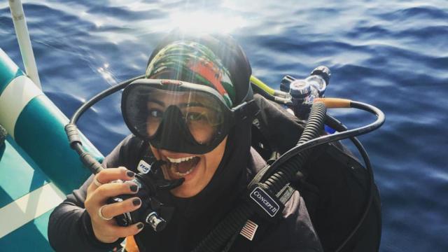 saudi arabia, best diving destinations for women