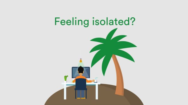 Working remotely doesn't have to leave you feeling stranded | PageProof Blog