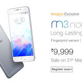 Tricks to buy Meizu M3 Note on flash sale from Amazon