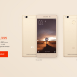 Buy Xiaomi Redmi 3S / 3S Prime starting from Rs.6,999* on Open Sale